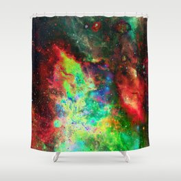Everything is nothing 12 (therefore it was beautiful) Shower Curtain