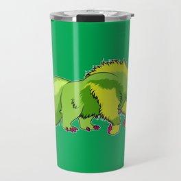 Neon Giant Anteater Travel Mug