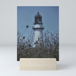 Down By The Seaside Mini Art Print