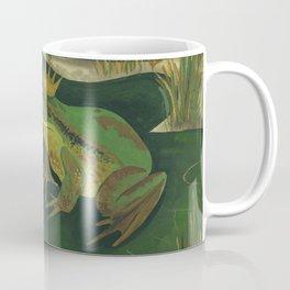 The Frog Prince Coffee Mug