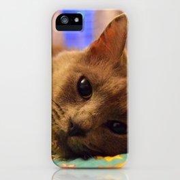 Isobel iPhone Case