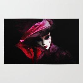Mask 3 Rug