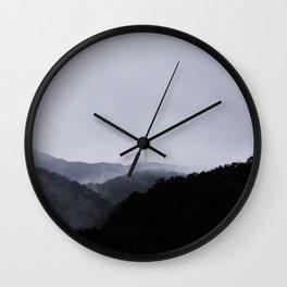 Sljeme Zagreb 11.9.2017. Wall Clock