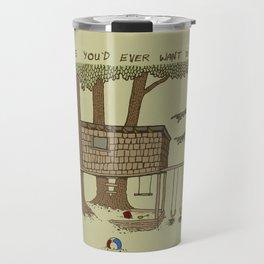 Tree Fort Travel Mug