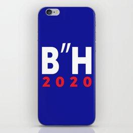 """B""""H Biden Harris 2020 LOGO JKO iPhone Skin"""