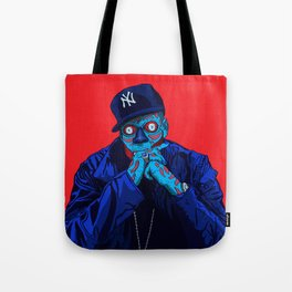 CONSUME - JAY Z Tote Bag