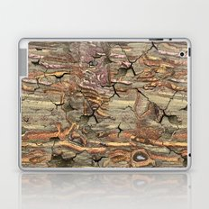 Peeling Worm Wood Laptop & iPad Skin