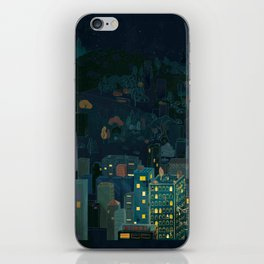 Losing The Forest iPhone Skin