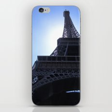 The Eiffel Tower iPhone & iPod Skin