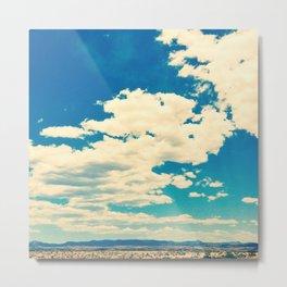sky 1 Metal Print