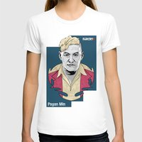 pagan T-shirts featuring Pagan Min by King Arnanda
