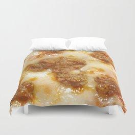 Slice of Pizza Duvet Cover
