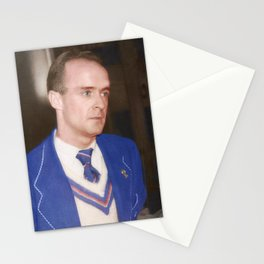 The Penalty King Johnny Hubbard Stationery Cards