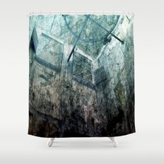 Prison Shower Curtain