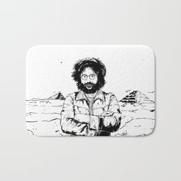Jerry García Bath Mat