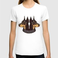 givenchy T-shirts featuring 2 Dogs Givenchy by cvrcak