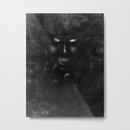 gRRR.. Metal Print