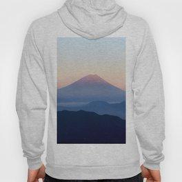 Mt. Fuji, Japan Hoody