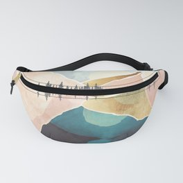 Summer Reflection Fanny Pack