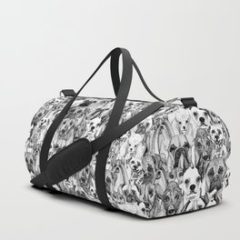 just dogs Duffle Bag