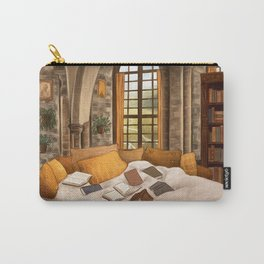 Hufflepuff home Carry-All Pouch