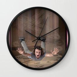 Timing Wall Clock