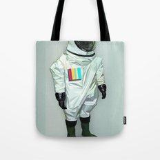 Mr CMYK Tote Bag