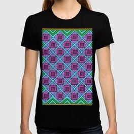 Squares in Diamonds T-shirt
