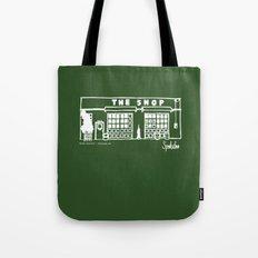 The Shop Tote Bag