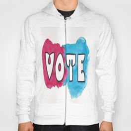Vote Power Block Hoody