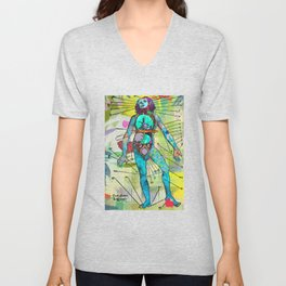 This is really happening Unisex V-Neck