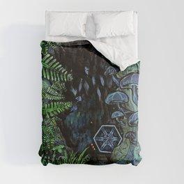 Dank, Dark Regions Comforters