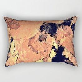 TIME OF THE SEASON Rectangular Pillow