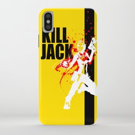 KILL JACK - SIREN iPhone Case