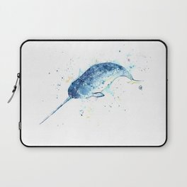 Narwhal - Unicorn of the Sea Laptop Sleeve