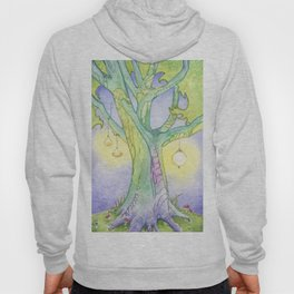 Evening Tree Sprites Hoody