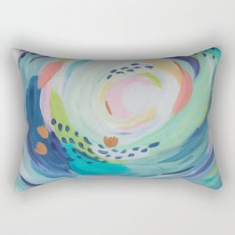 mellifluous 1 Rectangular Pillow