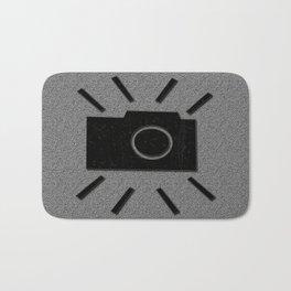 Camera 2 Bath Mat