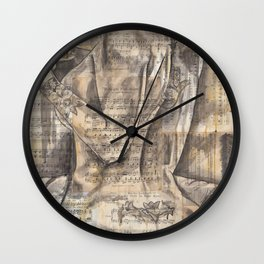 The Love Call Wall Clock