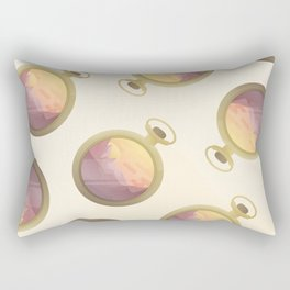From Dusk to Dust Rectangular Pillow