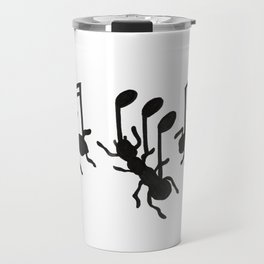 Ant Music Travel Mug