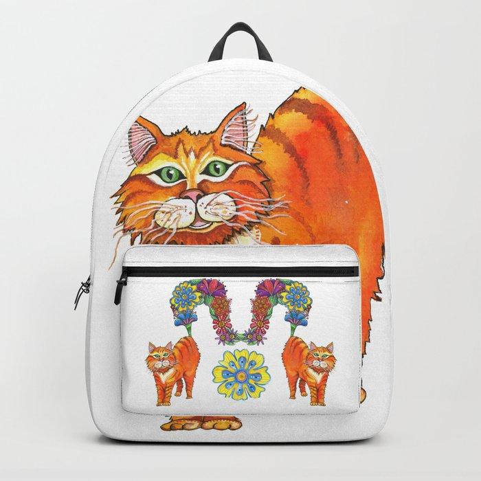 Classy Cat Chloe Backpack