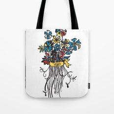 Bouquet - Skal Tote Bag