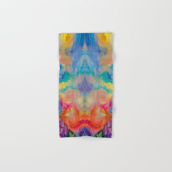 Double Sunset Hand & Bath Towel
