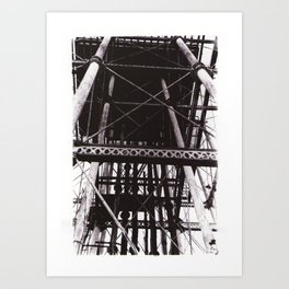 This Town Collection Art Print