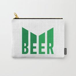 Beer lovers design  #society6 #decor #buyart #artprint Carry-All Pouch