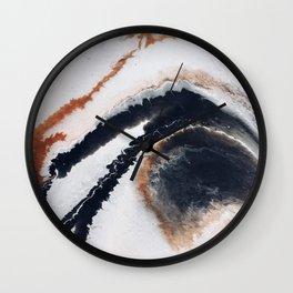 Copper Creek Wall Clock