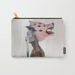 Wolf Girl Carry-All Pouch