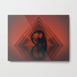skuul008 Metal Print