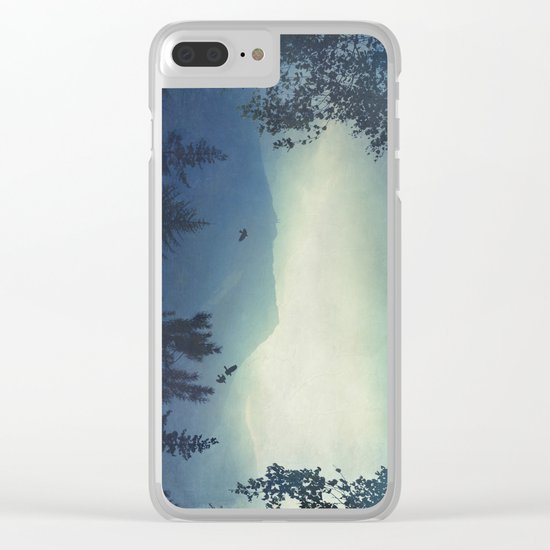 7 AM Clear iPhone Case